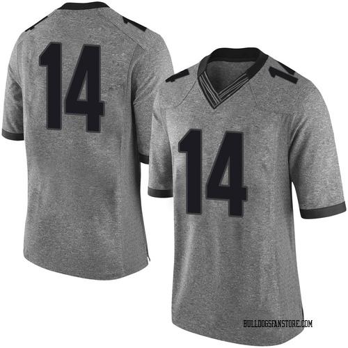 new product c8b36 01643 Men's Nike Trey Blount Georgia Bulldogs...