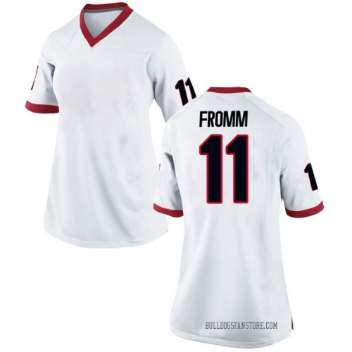 official photos 34e78 8c8c8 Women's Nike Jake Fromm Georgia Bulldogs...